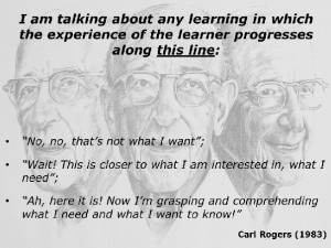Carl Rogers Quotes On Empathy Actions speak louder than
