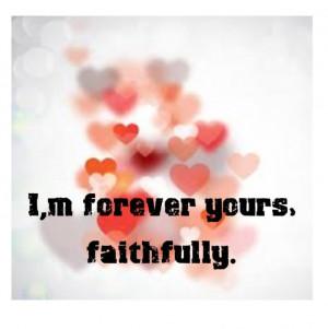 Journey - Faithfully - song lyrics, song quotes, songs, music lyrics ...