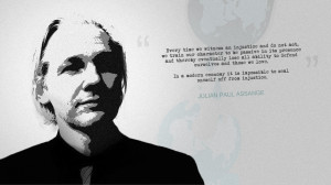 Inspirational Quote by Julian Paul Assange