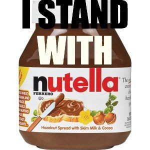 Athena Hohenberg, the Nutella Nitwit, Sues Nutella for Not Being ...