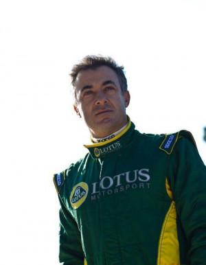 Jean Alesi Returns Fiorano