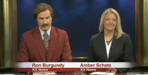 Ron Burgundy goes on major promotional campaign: His best moments so ...
