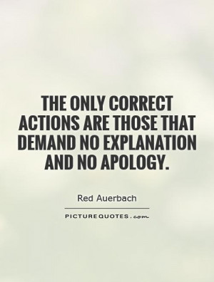 Stop Apologizing Quotes