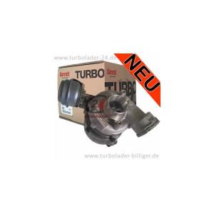 TDI Genuine new Turbocharger by Garrett 717858-5009S for Audi ...