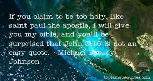 Quotes About Paul The Apostle Pictures