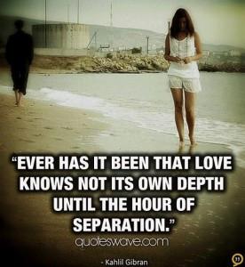 Separation Quotes