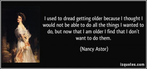 More Nancy Astor Quotes