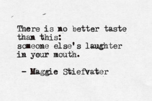 Linger by Maggie Stiefvater Quotes