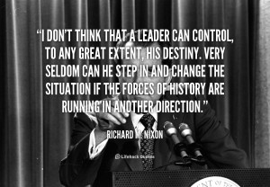 Richard M Nixon Quotes