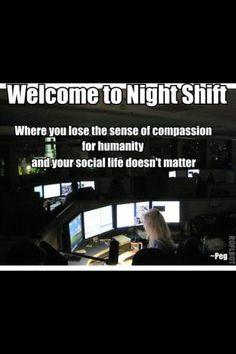 ... night shift nur humor nightshift social life scoreboard funny night