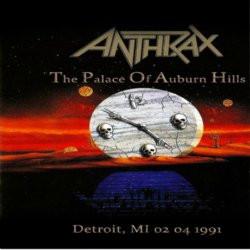 Anthrax Live Auburn Hills Dvd