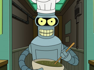 Bender Wallpaper 1280x1024