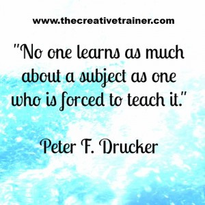 Learning Quotes – Akio Morita and Peter F. Drucker