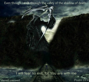 Valley of death psalm