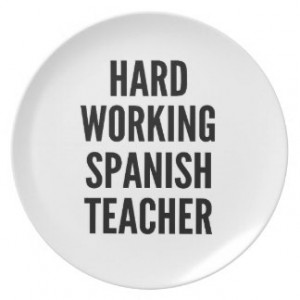Teacher Quotes Plates