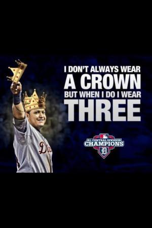 Miguel Cabrera Triple Crown
