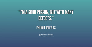 39 m a Good Person Quotes