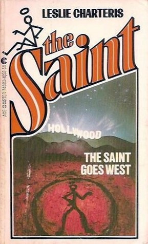 """Start by marking """"The Saint Goes West"""" as Want to Read:"""