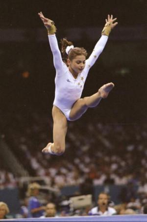 ... Atlanta Olympics on floor - © Tony Duffy / Allsport / Getty Images