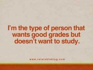 person, quote, relatableblog, school, study, text, typography