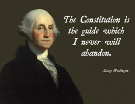 First, George Washington: First in war, first in peace, first in the ...