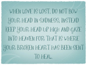 Quotes About Lost Loved