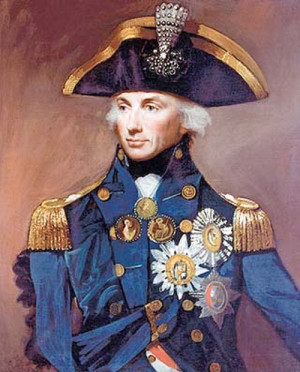 Lord Admiral Nelson Quotes