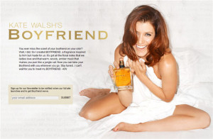 Kate Walsh Boyfriend Perfume & Beauty Must-Have & Giveaway!
