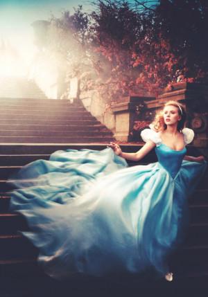 Annie Leibovitz scarlett johansson Disney Dream