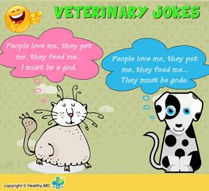Veterinary Jokes