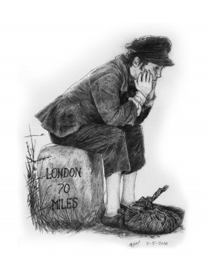 Oliver Twist Barney Clark