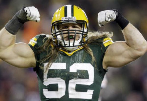 ... second season with the Packers as one of the best players in the NFL