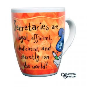 secretary mug item 1073 this secretary mug is the perfect gift for the ...