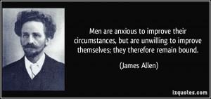 More James Allen Quotes