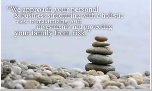 ... To Maximizing Your Investments And Protecting Your Family From Risk