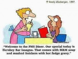 Grand Opening: The PMS Diner