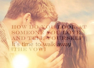 the vow quotes leo