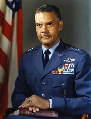 Home » Photos » Portrait of General Benjamin O. Davis, Jr., 1990s