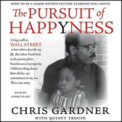 The Pursuit of Happyness Audio Book
