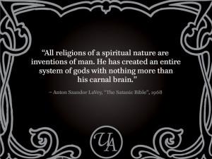 ... Satan, Anton Lavey, Extra Omn, Bible Satan, Satan Atheism, Lavey Satan