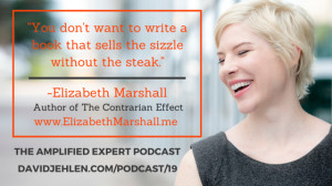 AE #19] Elizabeth Marshall Reveals What it REALLY Takes to Become a ...
