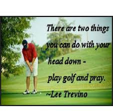 Funny Golf Quotations