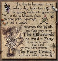 Quotes, Words, and Poems about Fairies
