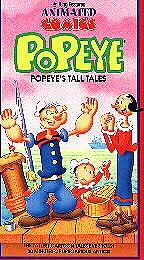 Popeye - Popeye's Tall Tales