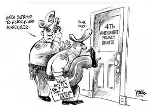 noquarter third amendment cartoon four amendment cartoon 1