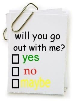 will you go out with me - Best ways to ask a girl out