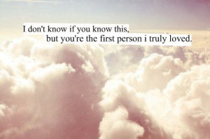 couple, cute, first person, honest, love, love quote, quote, saying ...