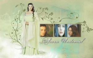 Arwen Elvish Quotes