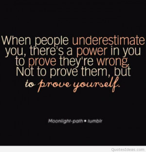No matter you posses honor and power.