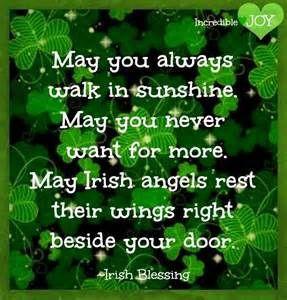 Happy St Patrick's day!   Quotes